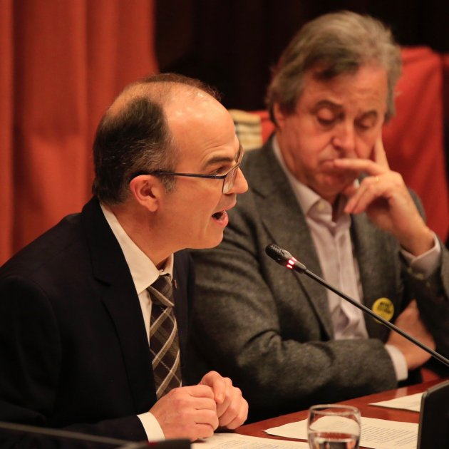 Jordi Turull Comissió 2 155 Parlament   Sergi Alcàzar