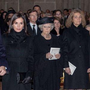 funeral infanta pilar borbo efe