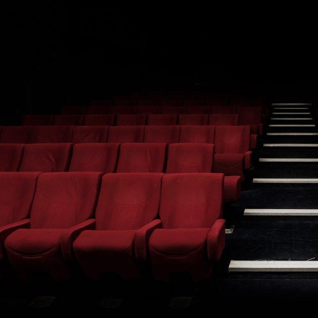 Teatre platea buida (pexels)