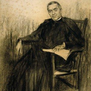 Jacint Verdaguer vist per Ramon Casas
