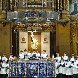Escolania Montserrat Salve Jean Robert Thibault