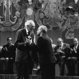 Jordi Benet Premi Honor de les Lletres Catalanes llibre Jordi Amat
