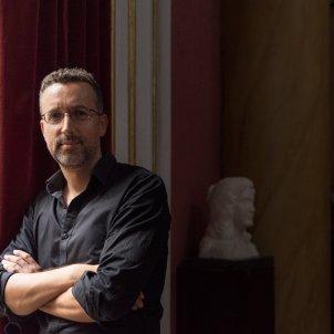 Entrevista a l'historiador Sergi Grau Torras, Laura Gómez