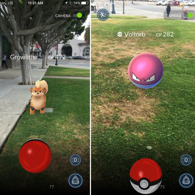 pokemon go nick statt screenshots 1.0