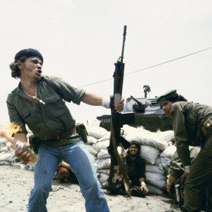 Sandinista Tàpies Susan Meiselas Magnum Photos