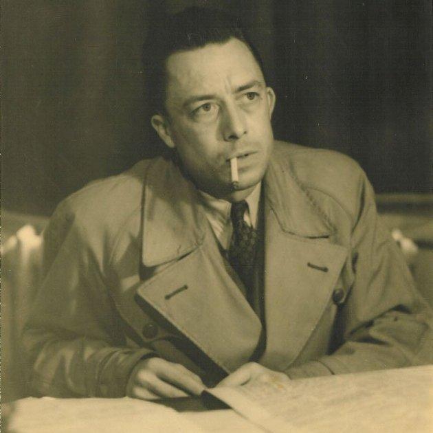 Albert Camus-WikimediaCommons