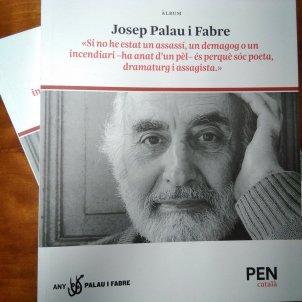Llibre JPF del Pen Català