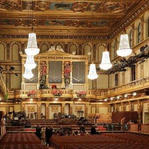 Wien   Musikverein, großer Saal