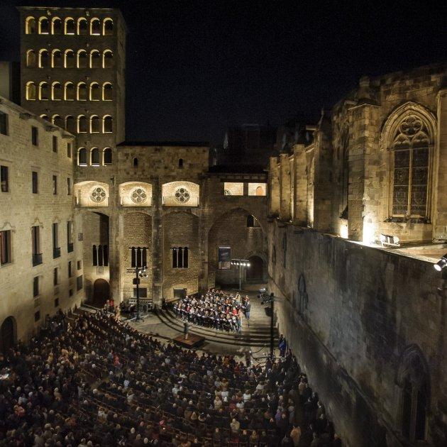 orfeo català concert 4 de gener ajuntament BCN