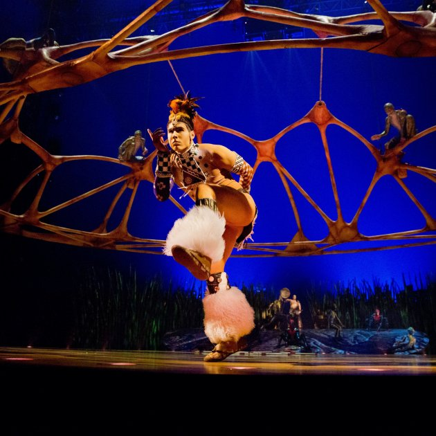 Cirque du Soleil ACN
