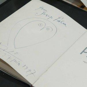 Picasso Palau i Fabre diputacio bcn
