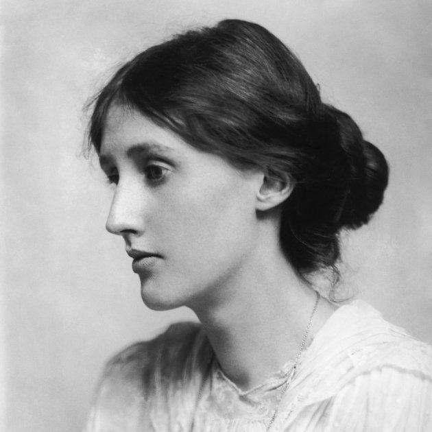 Virginia Woolf - George Charles Beresford