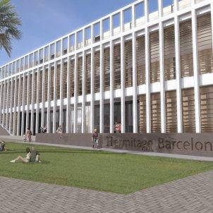 Hermitage Barcelona