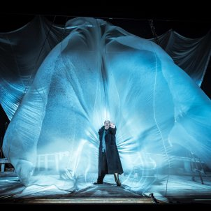 Moby Dick teatre goya Josep maria pou David Ruano
