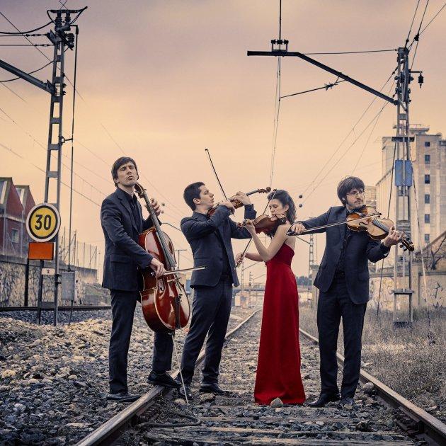 Quartet Gerhard - Michal Novak