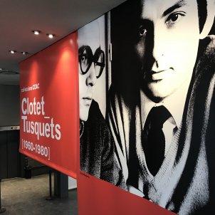 'Col·leccions COAC / Clotet_Tusquets 1960 – 1980'.