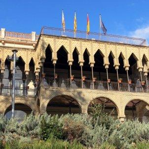 Barcelona orientalista casa altures albertí