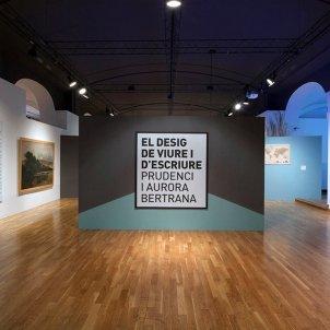 Exposició Bertrana - J.Carrera/Museu d'Història de Girona