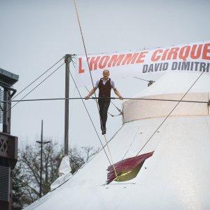 david dimitri vincent d'eau fira circ trapezi reus