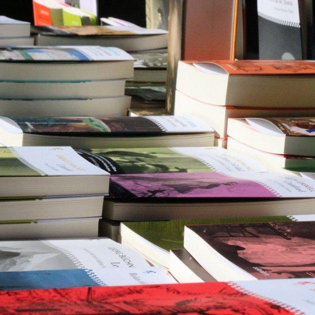 Sant Jordi llibres ACN