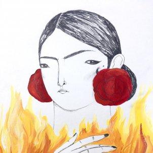 Eva Zurita, 'La Fusión'
