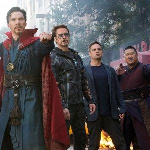 Vengadores: Infinity War (cinema)