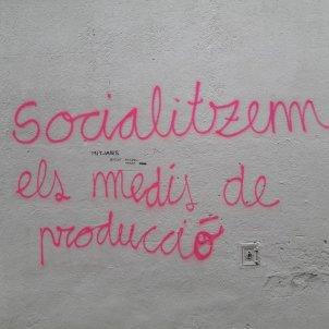 Socialitzem els medis de producció
