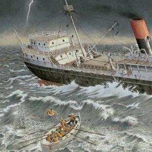 El meu vaixell Roberto Innocenti