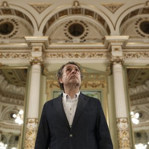Josep Pons director orquestra Liceu - Sergi Alcazar