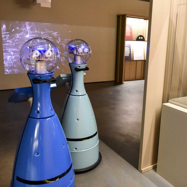 robots exposicio cosmocaixa obra social caixa