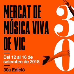 Mercat de Música Viva de Vic 2018