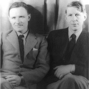 Isherwood and Auden/Carl van Vechten, 1939