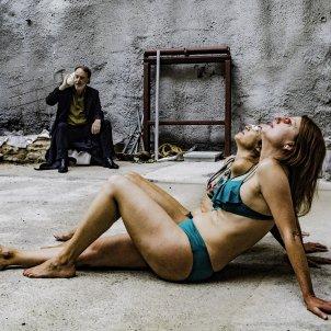 la espuma de los dias teatre lliure/Ildre sandrin