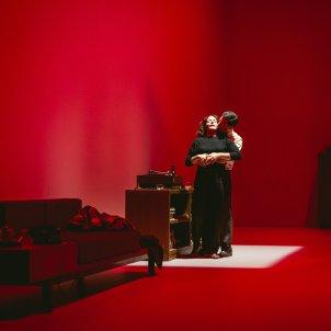 'El quadern daurat' Teatre Lliure Sílvia Poch