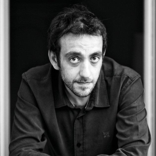 Jérôme Ferrari fotografia