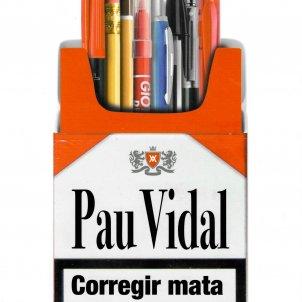 Pau Vidal, 'Corregir mata'. Viena Edicions, 240 p., 19 €.
