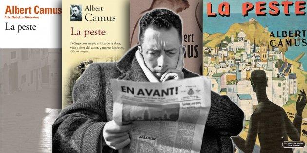 Literatura i epidèmies: 5 llibres per llegir si us trobeu tancats ...