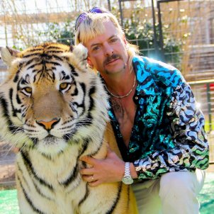 Joe Exotic. Tiger King. Netflix