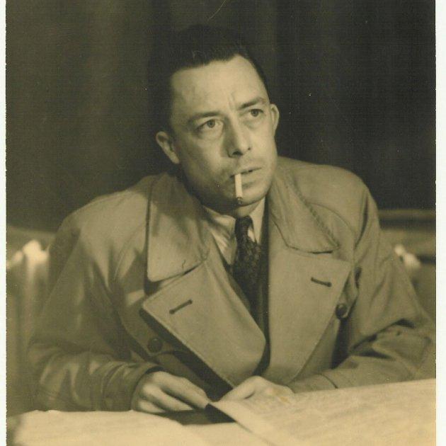 Albert Camus Robert Edwards