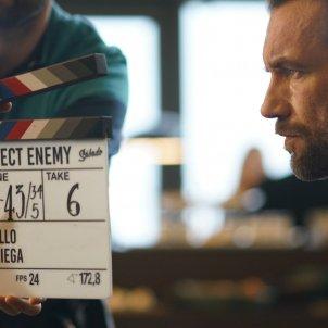 Una imatge de rodatge de 'Cosmética del enemigo'/ACN