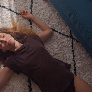 En Casa Leticia Dolera. HBO