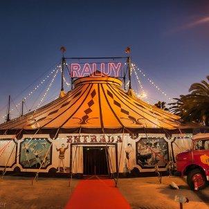 carpa circo raluy_felicia sabater
