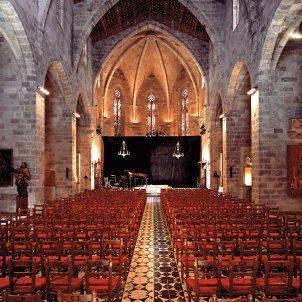 ESGLÉSIA DEL CARME Festival Castell de Peralada