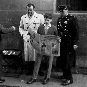 Solidaritat Nacional, 1957 @Arxiu Leopoldo Pomés