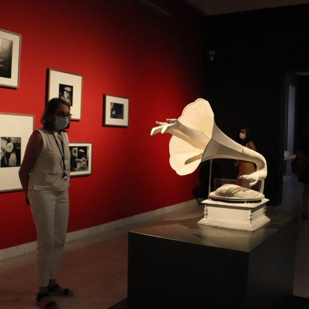 'Jamais' Òscar Rodriguez Museu Picasso ACN