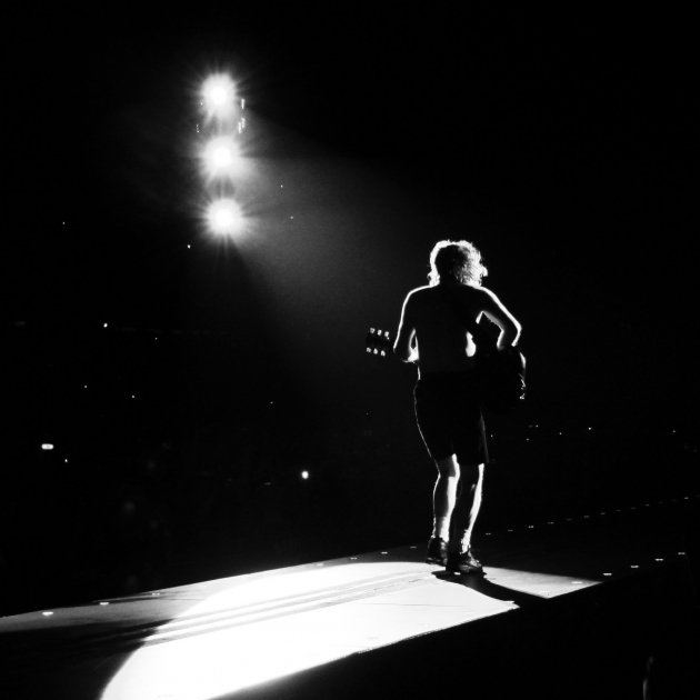 Angus Young / Ed Vill_Flickr