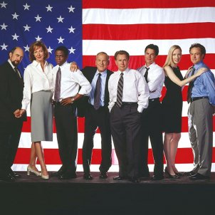 The West Wing Warner