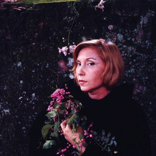 Clarice Lispector por Maureen Bisilliat em agosto de 1969. Acervo IMS