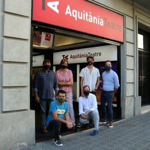 Aquitània Teatre ACN