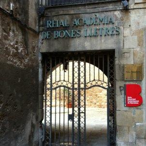 Reial Acadèmia de Bones Lletres